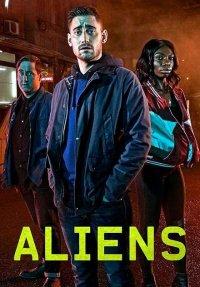 Постер к фильму Сериал Пришельцы