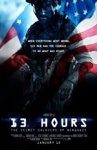 Смотрите онлайн 13 часов: Тайные солдаты Бенгази