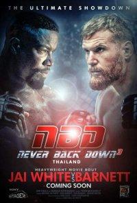 Постер к фильму Никогда не сдавайся 3