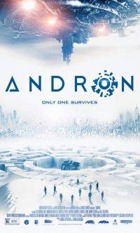 Постер к фильму Андрон – Черный лабиринт
