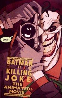 Постер к фильму Бэтмен: Убийственная шутка