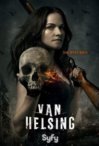 Смотрите онлайн Сериал Ван Хельсинг