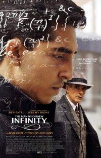 Постер к фильму Человек, который познал бесконечность