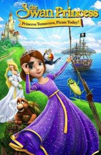 Смотрите онлайн Принцесса Лебедь: Пират или принцесса