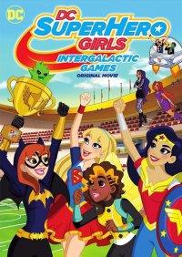 Смотрите онлайн Супердевочки: Межгалактические игры
