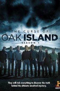 Постер к фильму Проклятие острова Оук