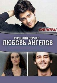 Постер к фильму Любовь ангелов (на русском языке)